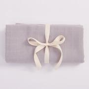 Bimbla, Muślinowy otulacz z bawełny organicznej - szary