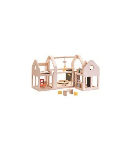 Plan Toys, Składany domek dla lalek