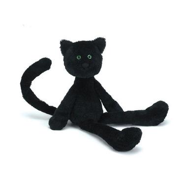 Jellycat , czarny kot
