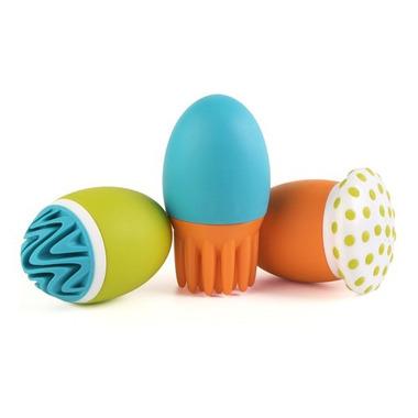 Zabawki 3 gruszki do kąpieli Boon