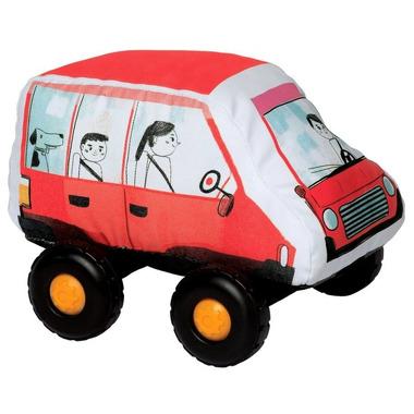 Manhattan Toy, Miękki samochód Rodzinny hatchback