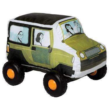 Manhattan Toy, Miękki samochód Rodzinny SUV