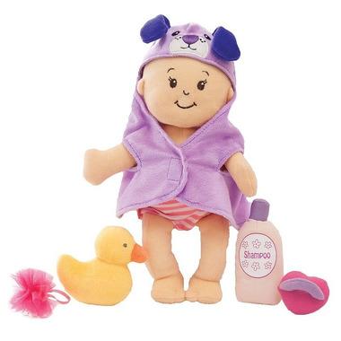 Manhattan Toy, Pluszowa lalka Stella w kąpieli