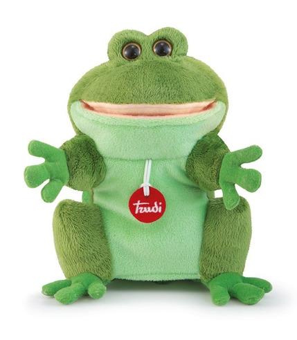 Trudi, Pacynka na rękę zielona żaba