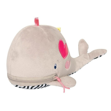 Manhattan Toy, Pluszowy wieloryb z gryzakami