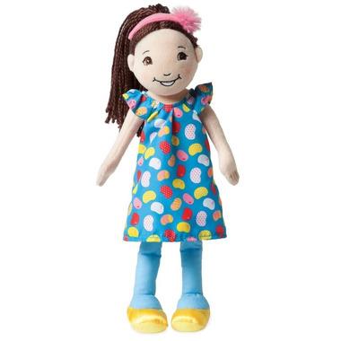 Manhattan Toy, Lalka pluszowa Julia Groovy Girls