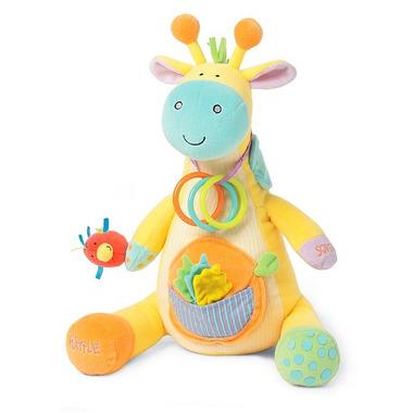 Manhattan Toy, Pluszowa żyrafa dla malucha