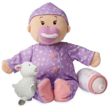 Manhattan Toy, Zapachowa lalka, bobas lawendowy