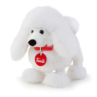 Trudi, Pluszak pies - Pudel, 20 cm
