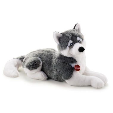 Trudi, Pluszak pies - husky Marcus, 60 cm