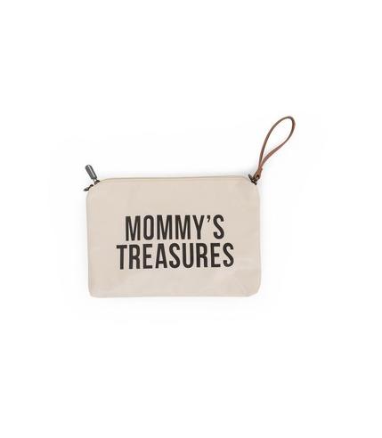 Childhome, torebka saszetka MOMMY'S TREASURESkremowa