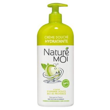 Nature Moi, Nawilżający Krem pod Prysznic Kuszące SŁODKIE MIGDAŁY, 750ml