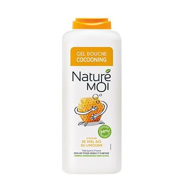Nature Moi, Odżywczy Żel pod Prysznic Otulający MIÓD, 400ml