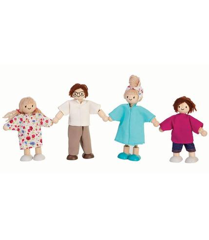 plan toys, Nowoczesna rodzina lalek