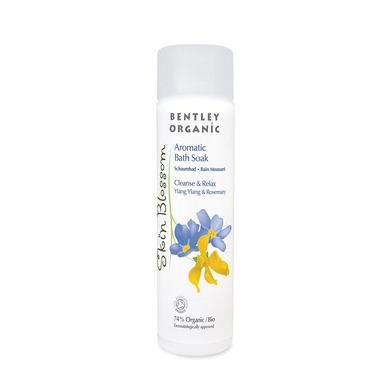 Bentley Organic, Skin Blossom, Aromatyczne mleczko do kąpieli, 300ml