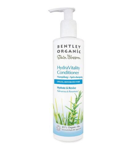 Bentley Organic, Skin Blossom, Nawilżająca odżywka do włosów, 300ml