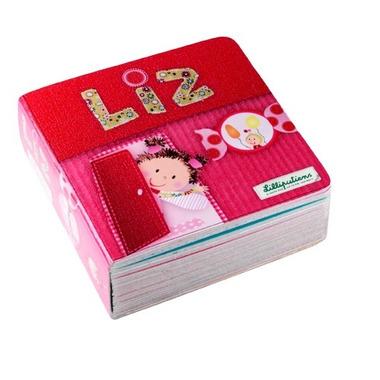 Lilliputiens, mała książeczka Dzień Biedronki Liz