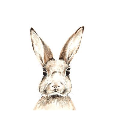 Bimbla, Obrazek Królik 21 x 30 cm (A4)