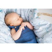 Snap the moment, Indigo race baby komplet kołderka i poduszka