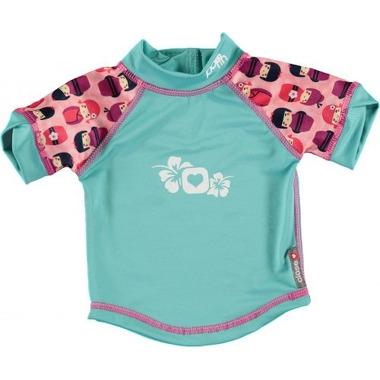 Close, Koszulka do pływania UPF50+, Kokeshi Doll S (6-12 miesięcy)