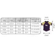 Close, Koszulka do pływania UPF50+, Małpki (Ticky and Bert), M (12-18 miesięcy)