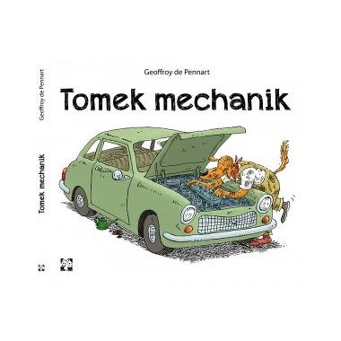 TOMEK MECHANIK, GEOFFROY DE PENNART