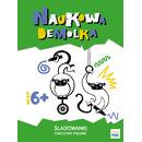 ŚLADOWANKI ĆWICZYMY PISANIE NAUKOWA DEMOLKA, MAGDALENA MARCZEWSKA