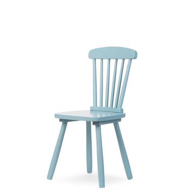 CHILDHOME, ATLAS krzesło dziecięce niebieskie