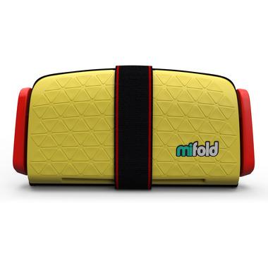 Mifold, Kompaktowy fotelik samochodowy - żółty