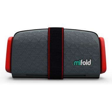 Mifold, Kompaktowy fotelik samochodowy - grafitowy