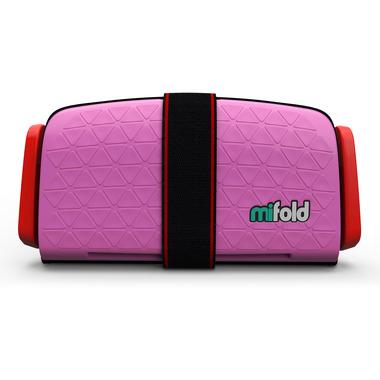Mifold, Kompaktowy fotelik samochodowy - różowy