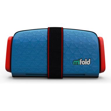 Mifold, Kompaktowy fotelik samochodowy - niebieski