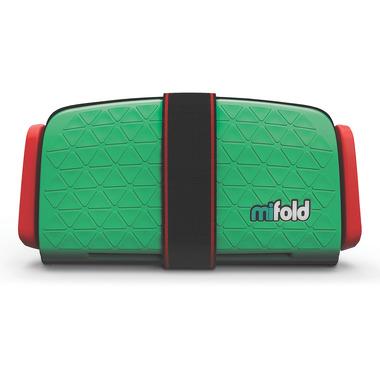 Mifold, Kompaktowy fotelik samochodowy - zielony