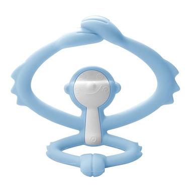 Mombella, Gryzak Zabawka Małpka Light Blue
