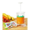 Fill'n Squeeze, zestaw rozszerzony z saszetkami do karmienia dzieci i szczoteczką