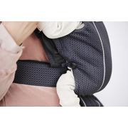 BabyBjorn, MINI 3D Mesh – nosidełko, Antracytowy