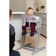 BabyDan, Krzesełko do karmienia DANCHAIR szare