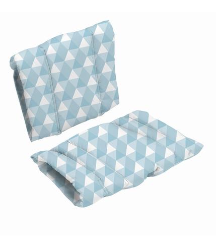BabyDan, Poduszka do krzesła DanChair - HARMONY - niebieski