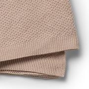 Elodie Details, Kocyk Dzianinowy Oeko-Tex Powder Pink