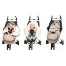 Śpiwór do wózka 0-3 lata Dark Grey
