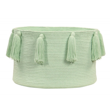 Lorena Canals, Basket Tassels Soft Mint