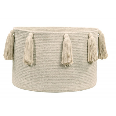 Lorena Canals, Basket Tassels Natural