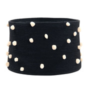 Lorena Canals, Basket Pebbles Black