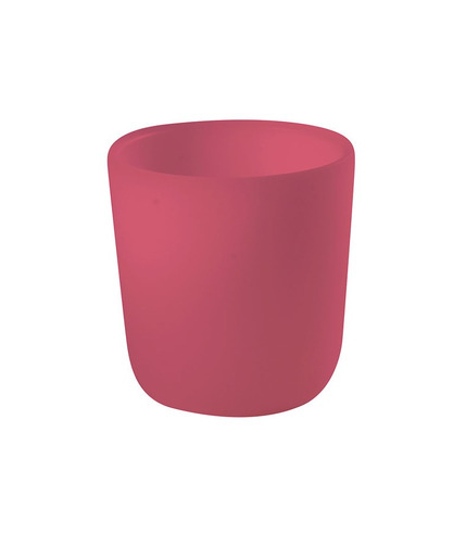 Beaba, Silikonowy kubek pink