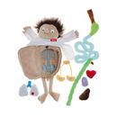 SIGIKID, Przytulanka Erwin mały pacjent Soft&Play