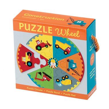 MUDPUPPY Puzzle koło - budowa