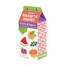Drewniane magnesy – owoce i warzywa