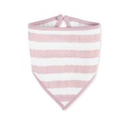 Aden & Anais, Śliniak muślinowy bandana heart breaker stripe