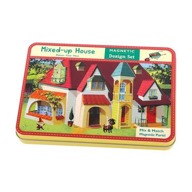 MUDPUPPY Magnetyczne konstrukcje - Dom