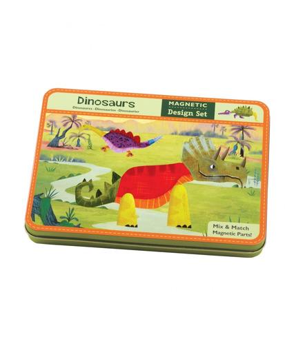 Magnetyczne konstrukcje - Dinozaury